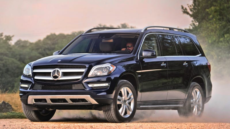 Illustration for article titled Mercedes GL: Jalopnik's Buyer's Guide