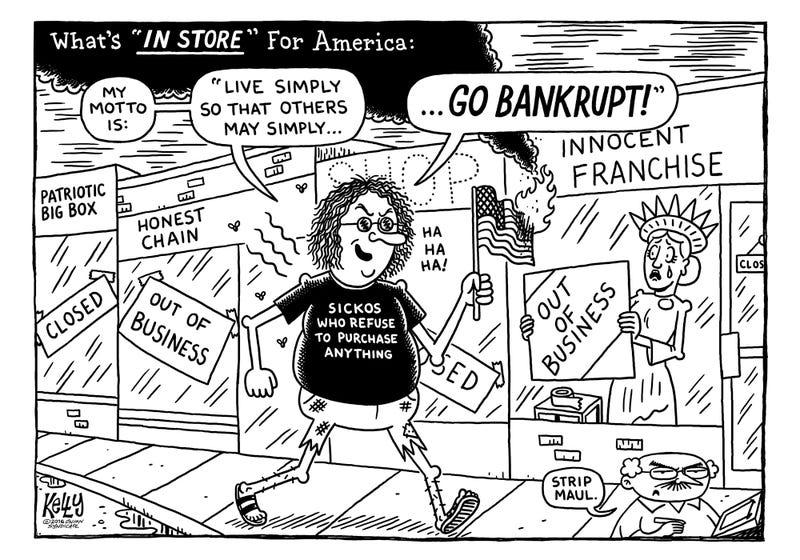 Illustration for article titled Bye Buy