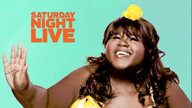 Illustration for article titled Saturday Night Live: Gabourey Sidibe/MGMT