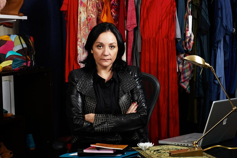 Illustration for article titled Kelly Cutrone Talks Too Much