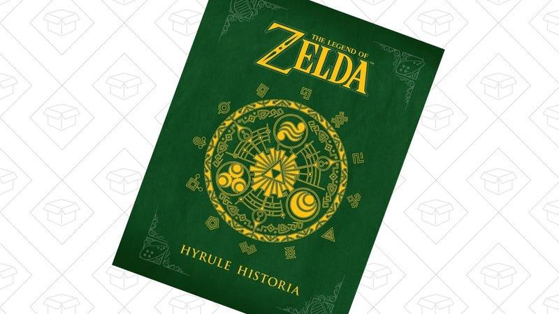 Legend of Zelda Hyrule Historia | $22 | Amazon