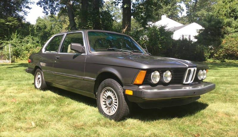 At 2700 Is This Good Ol 1983 BMW 320i Enough