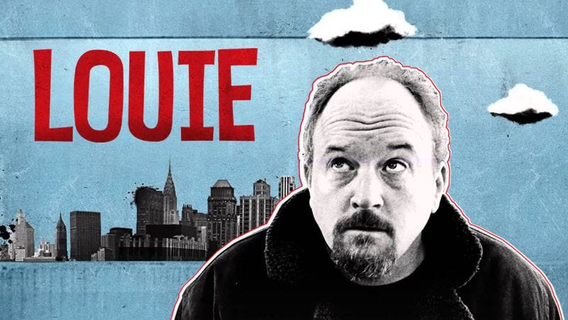 Illustration for article titled FX announces a return date for Louie, and it's soon