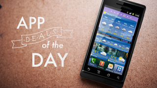 Illustration for article titled Daily App Deals: Get WeatherPro for Android for Only 99¢ in Today's App Deals
