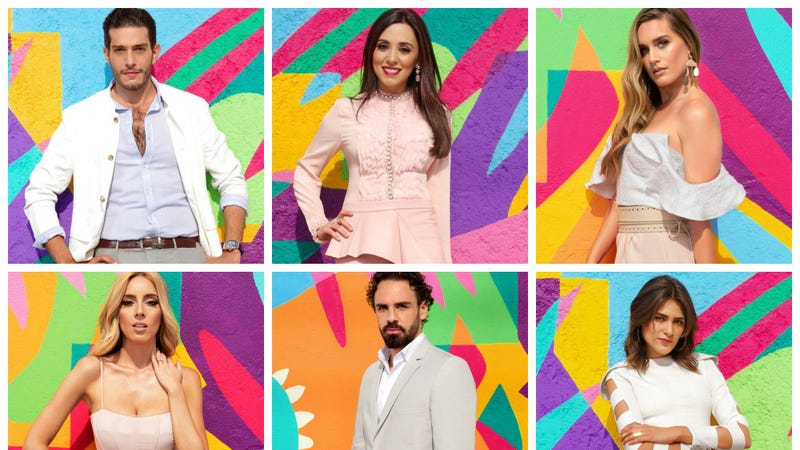Illustration for article titled Netflix's Mexico City Reality Show Features Models, Food Bloggers, and Love Triangles