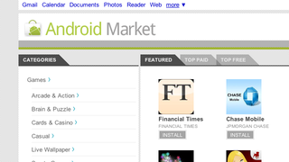 Illustration for article titled The New Web-Based Android Market Is Up