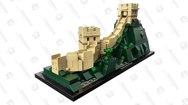 Set de LEGO Gran Muralla China | $40 | AmazonGráfico: Shep McAllister