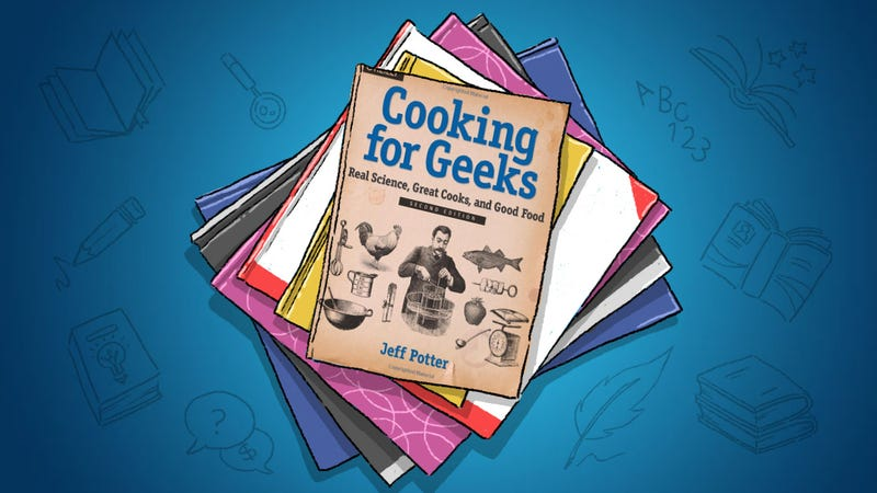 Illustration for article titled Cooking for Geeks Teaches You the Science Behind Better Cooking