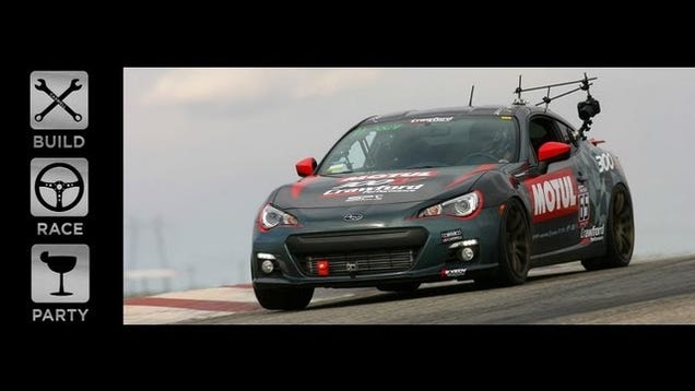 500 Horsepower Is An Appropriate Amount Of Power For A Subaru BRZ