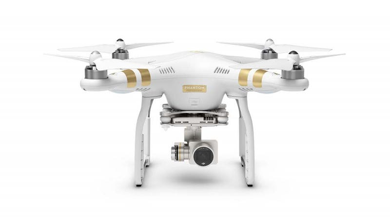 Illustration for article titled DJI Phantom 3: A Totally Loaded Video Drone For Cheaper Than You'd Think