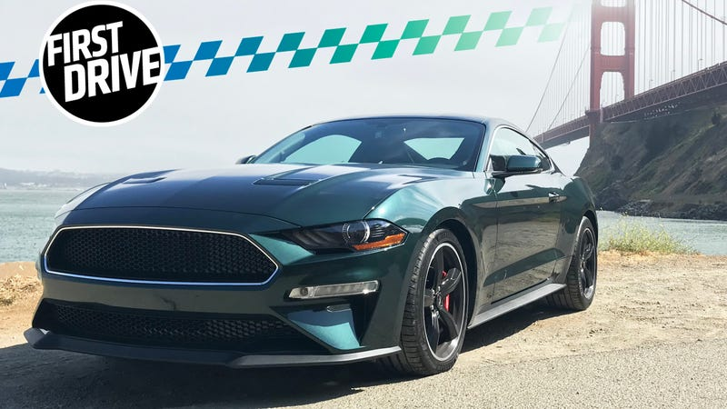 2019 Ford Mustang Sports Car The Bullitt Is Back >> The 2019 Ford Mustang Bullitt Is Everything You Want It To Be
