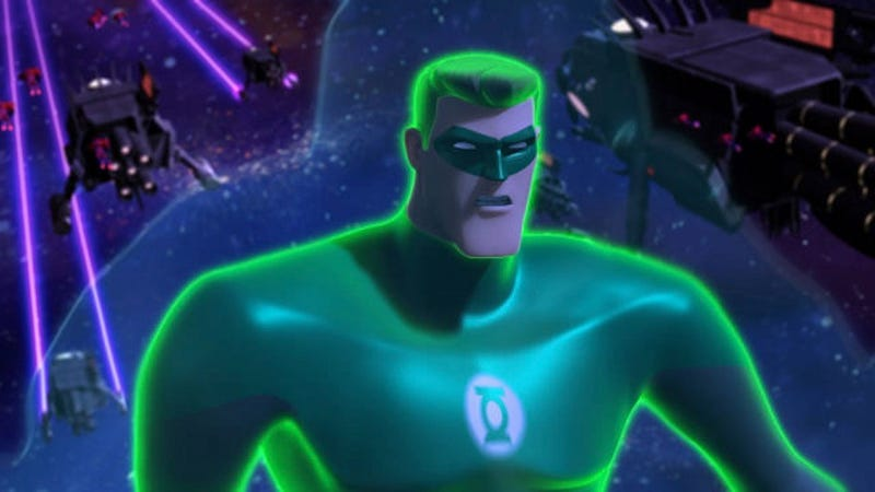 Illustration for article titled The End of Green Lantern: The Animated Series?