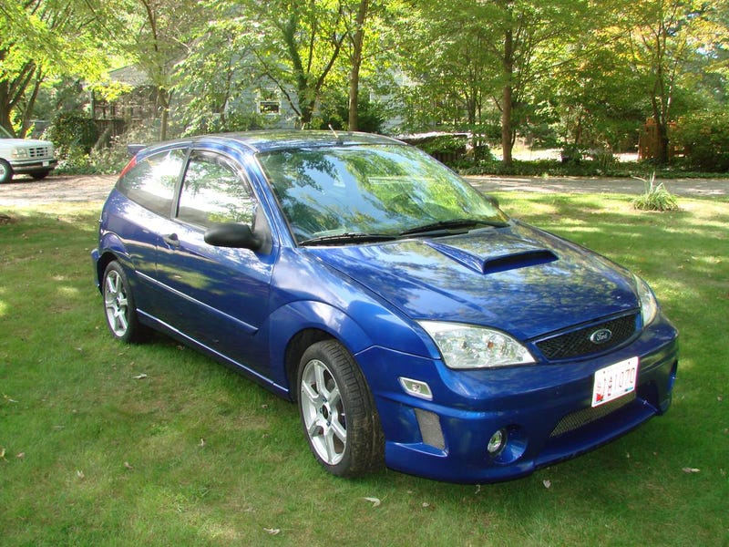 at 8 000 could this 2006 ford focus zx3 turn you into a. Black Bedroom Furniture Sets. Home Design Ideas