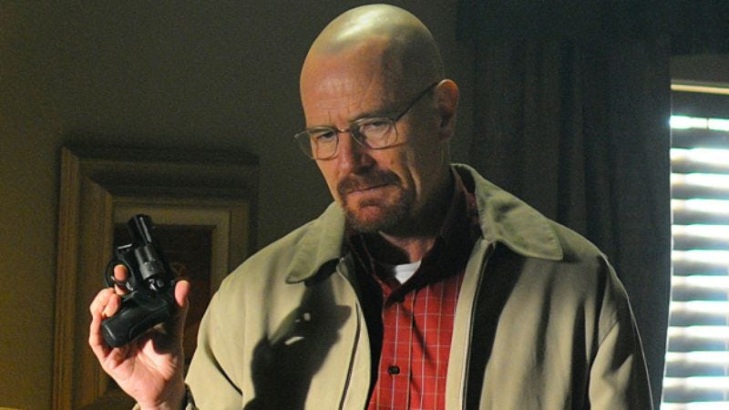 Illustration for article titled Bryan Cranston says that Breaking Bad will return in July