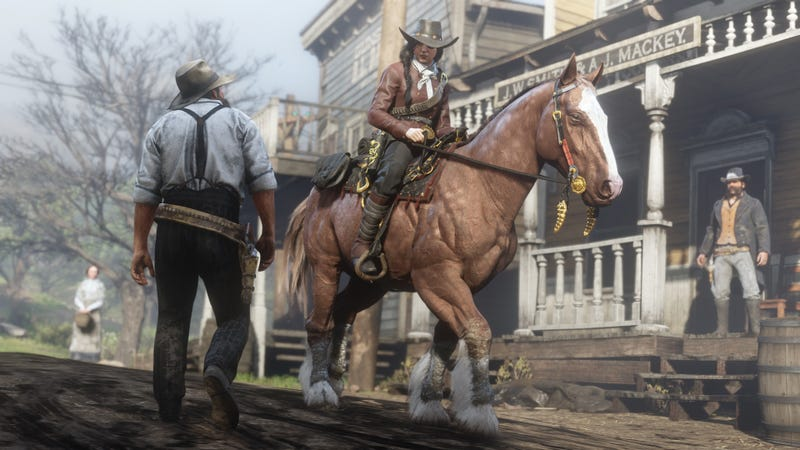 Red Dead Online's New Update Is Great--If You Have Enough Gold