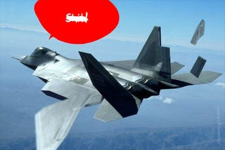 Illustration for article titled F-22 Raptor Airframes Falling Apart Due to Bad Glue