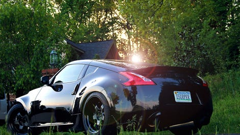 The 2018 Nissan 370z Heritage Edition Is A Reminder That Nissan