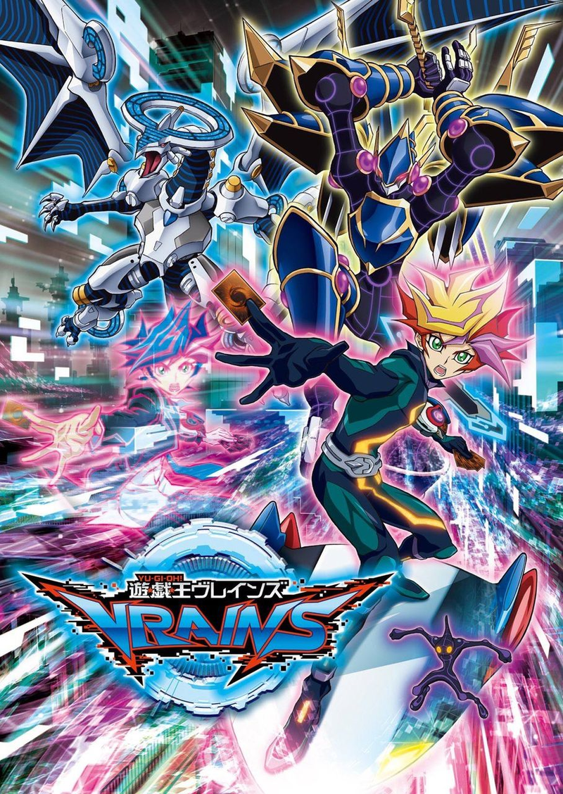 Illustration for article titled Yu-Gi-Oh! VRAINS will premier on May 10