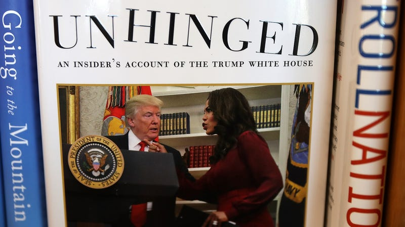 Illustration for article titled Omarosa's Trump Tell-All Is As Reliable As Its Narrator