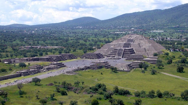 Potentially Illegal Construction Project Could Threaten Ancient Mexican Ruins