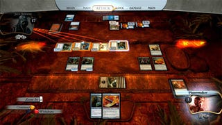 Illustration for article titled Magic Planeswalkers Duels Spill Over To PC, PS3