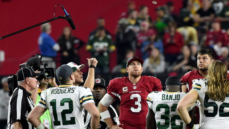 Everything You Need To Know About Last Night S Strange Coin Toss