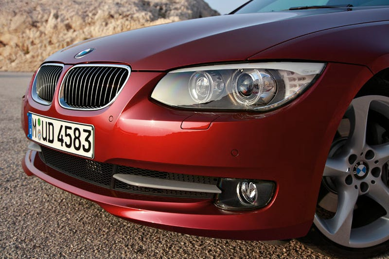 Illustration for article titled 2011 BMW 3-Series: What Big Eyes You Have
