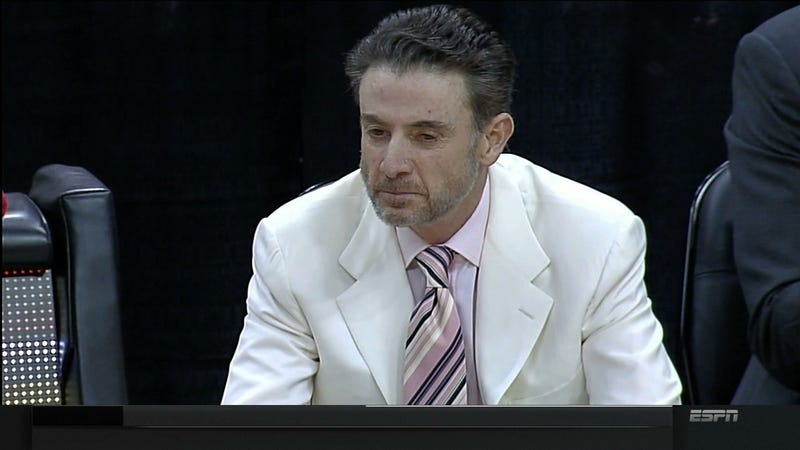 Illustration for article titled Rick Pitino Looks Terrific!