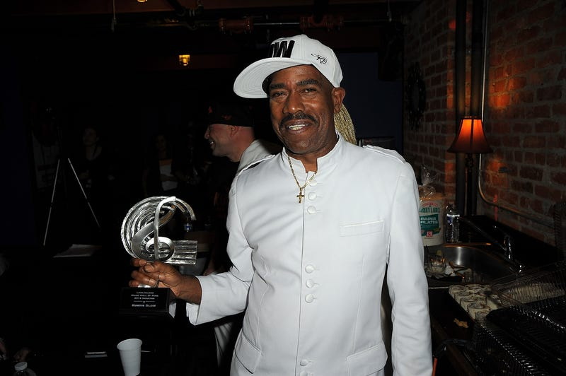 Kurtis Blow in 2014Chance Yeh/Getty Images for Long Island Music Hall Of Fame