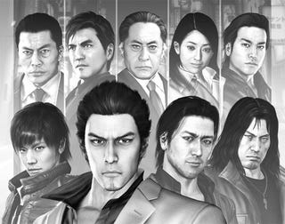 Illustration for article titled We Are Getting Yakuza 4 After All