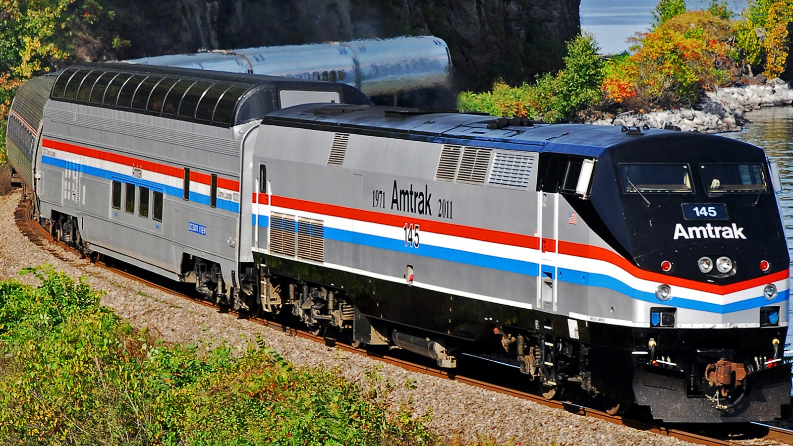 The positions of the trains, which are shown on each of the regional maps, is derived from Amtrak's website. The status of these trains is only as accurate as the information Amtrak's website provides.