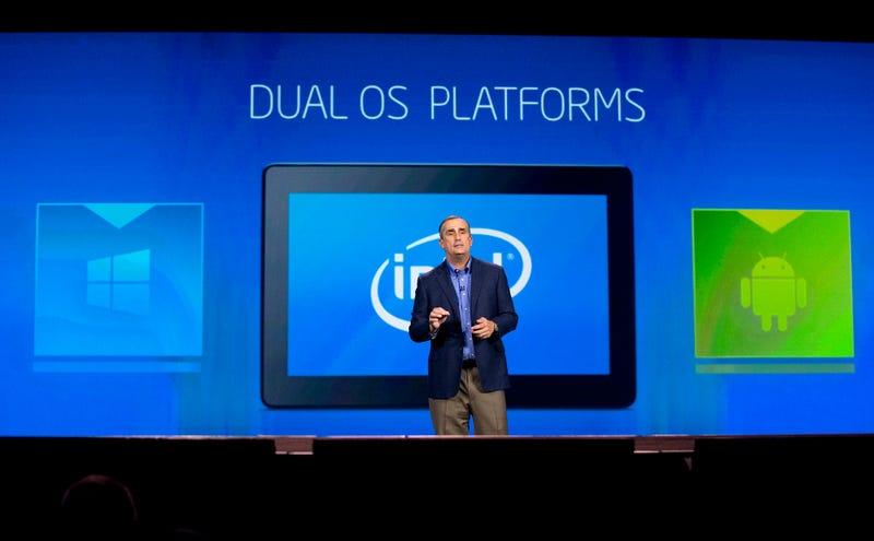 Illustration for article titled ¿Alguien quiere un PC dual Android y Windows? Intel y AMD creen que sí