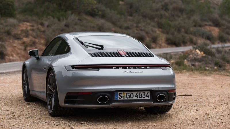 Porsche Is Smart for Making the 2020 911 Hybrid-Ready