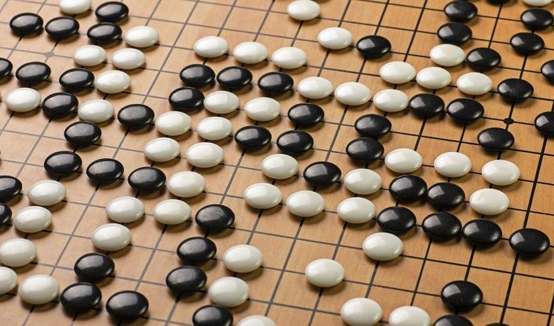 Illustration for article titled La inteligencia artificial de Google logra lo imposible: ganar a un campeón de Go