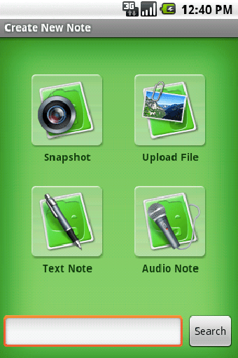 Illustration for article titled Evernote, the Android Note App You Need, Is Here