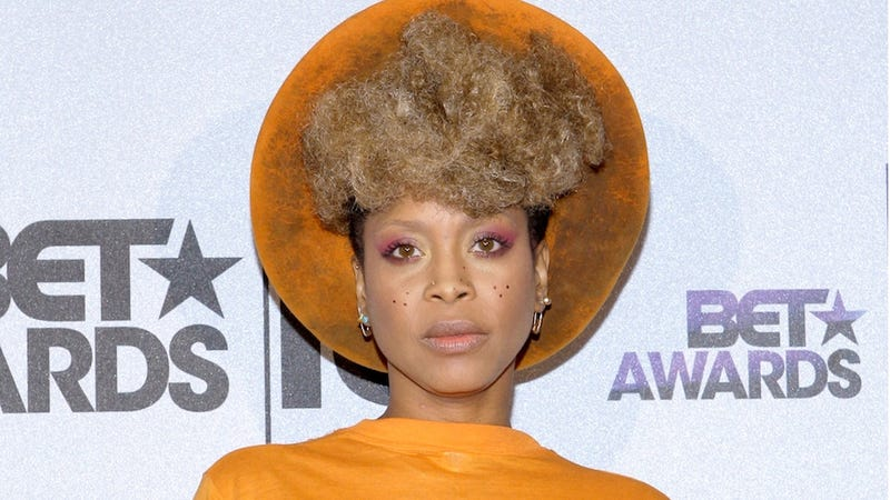 Illustration for article titled Erykah Badu is the New Face of Givenchy