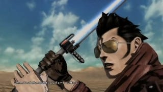 Illustration for article titled Let's Watch This No More Heroes: Heroes Paradise Spot