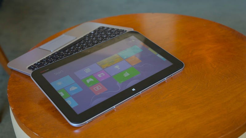 Illustration for article titled HP Envy X2: This Windows 8 Hybrid Tablet Can Adapt to Any Circumstance