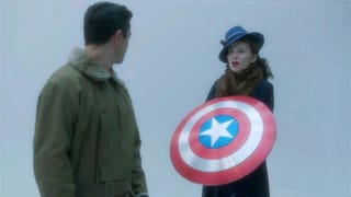 Illustration for article titled Hayley Atwell Says Agent Carter is Ready to Get Over Steve Rogers