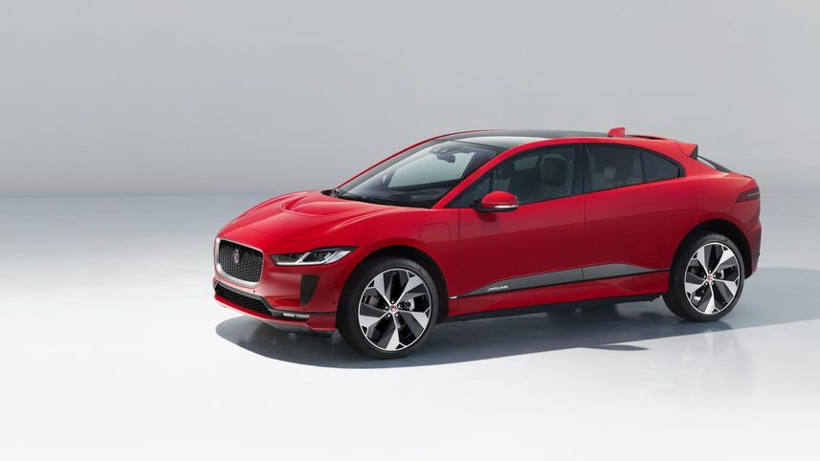 The 2019 Jaguar I-Pace Will Have An Electric Range Of 240 ...