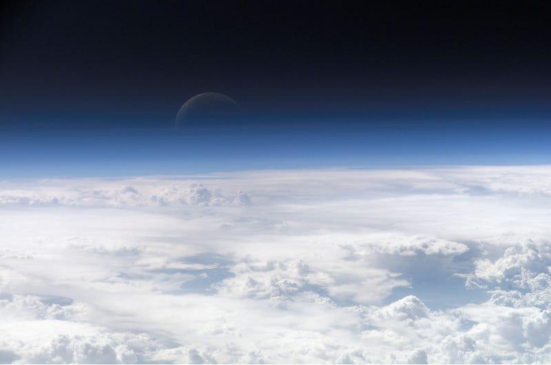 """El """"espacio"""". Wikimedia Commons"""