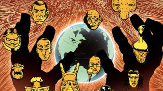 Illustration for article titled Remember when Alan Moore wrote Tales From The Crypt...in space?