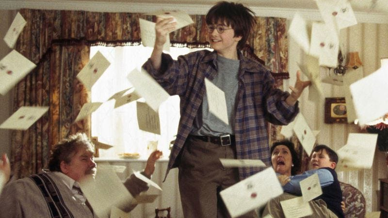 Photo: Harry Potter And The Sorcerer's Stone