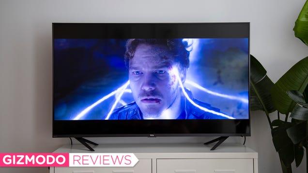 TCL Made Its Terrifically Cheap 4K TV Even Better