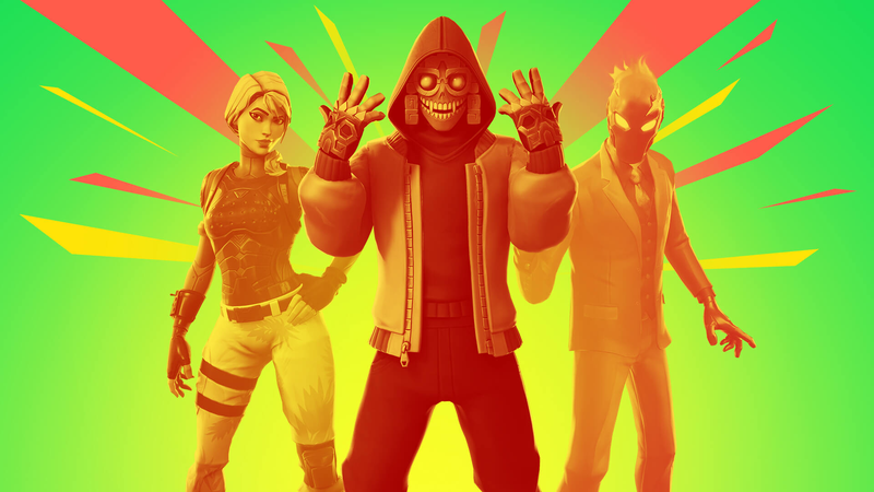 Illustration for article titled Competitive Fortnite Is About To Experiment With Controlled Chaos