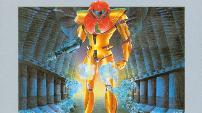 (Image: European release of Metroid/Moby Games)