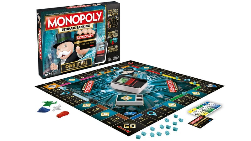 Image result for monopoly ultimate banking