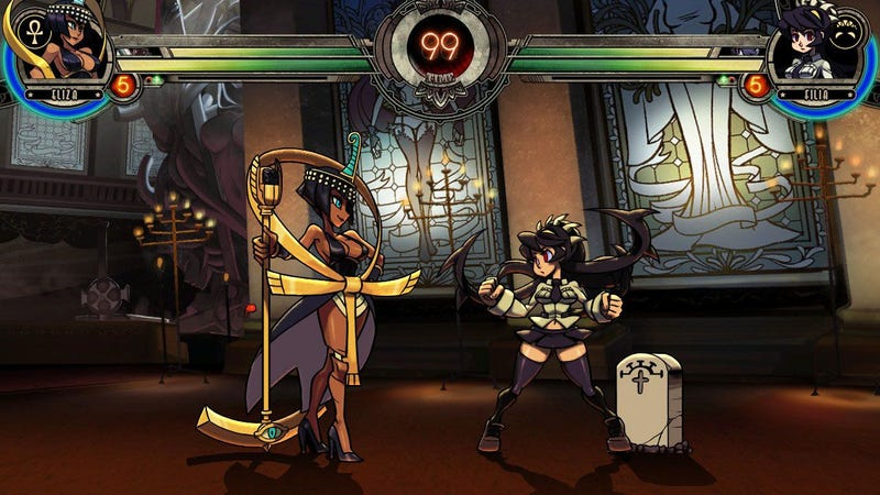 Illustration for article titled Rumor - Skullgirls Encore Heading to Xbox One