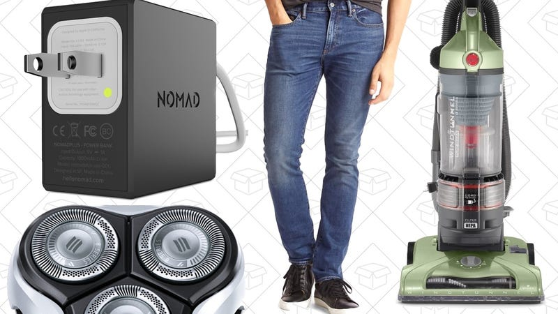 Illustration for article titled Today's Best Deals: Hoover WindTunnel, $35 Electric Shaver, Gap Clothes, and More