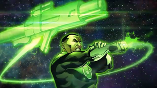 Illustration for article titled We Just Had A Pretty Major First For The Green Lantern Corps